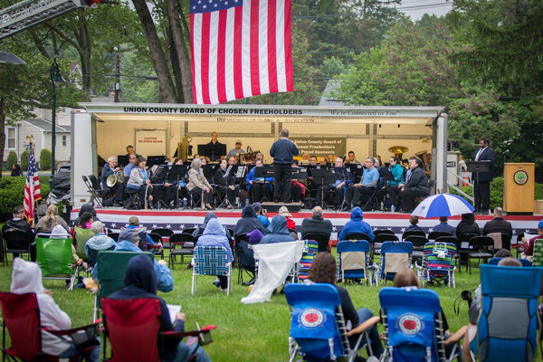 2018 Memorial Concert on the Green