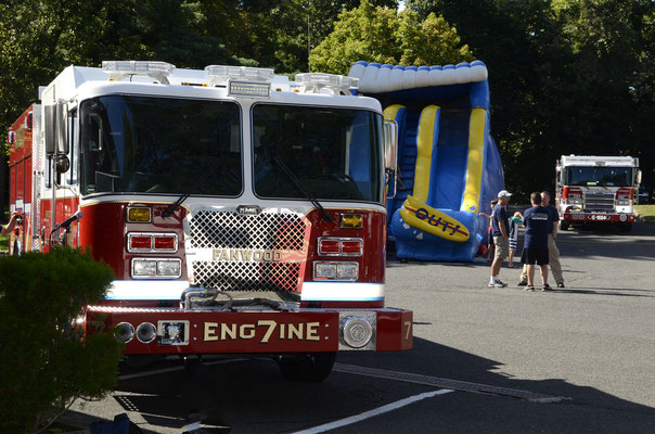 9/9/17 FFD Picnic and Engine 7 Dedication
