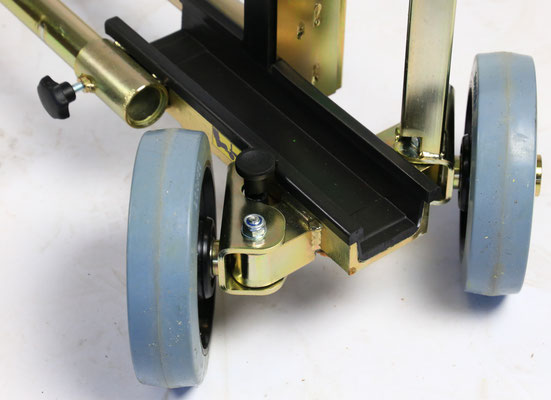 TS 700 Glaswagen bis 700 kg Traglast sehr schmal Gerüst Baustelle