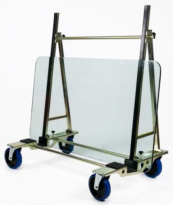 TSL 500 Glastransportwagen für Baustelle transportsolution 500 kg Traglast
