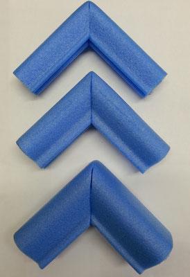 U Kantenschutz Eckschutz Ecke für Glasscheiben und Fenster transportsolution