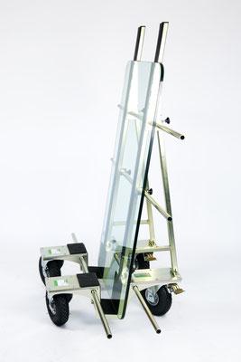 TSL 600 Air Glastransportwagen 600 kg luftbereift Luftreifen transportsolution Plattentransportwagen, Glaswagen, Glastransportwagen, Glas-Transportwagen, Glas, Transportwagen, Transporthilfe, Scheibenwagen, Plattenwagen, Elementewagen, Glastransport, Glas