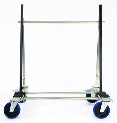 TSL 500 Glastransportwagen für Baustelle transportsolution