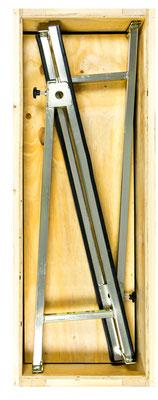 Lieferung in hochwertiger Transport-Holzkiste im Wert von 80,00 € transportsolution UG Glastransportwagen Plattentransportwagen, Glaswagen, Glastransportwagen, Glas-Transportwagen, Glas, Transportwagen, Transporthilfe, Scheibenwagen, Plattenwagen, Element
