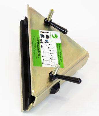 Stoßschutzecke Transportsicherung Eckschutz Schutzecke Kantenschutz Ecke für empfindliche Scheiben und Platten transportsolution Eckschutz für Glastisch Eckschutz für Glasscheiben Eckschuh