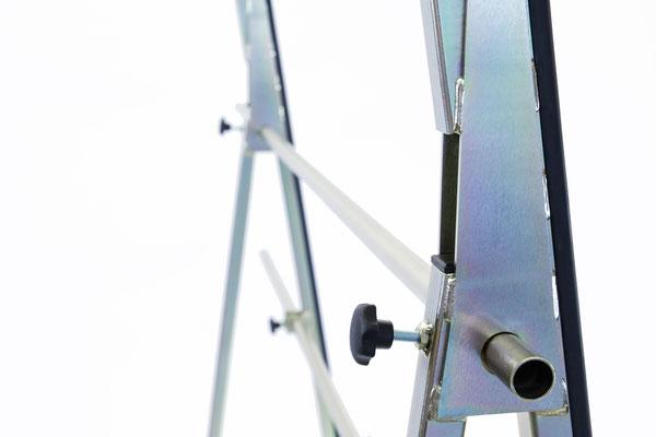 TSL 800 Glastransportwagen bis 800 kg Traglast ausziehbar transportsolution Polyurethanräder Baustelle Montage Glasscheibe Plattentransportwagen, Glaswagen, Glastransportwagen, Glas-Transportwagen, Glas, Transportwagen, Transporthilfe, Scheibenwagen, Glas