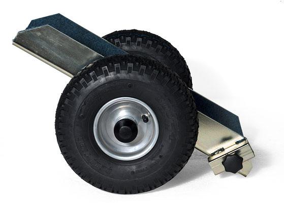 TS 400 Air Glastransportwagen mit 155 mm Nutzbreite 400 kg Traglast transportsolution