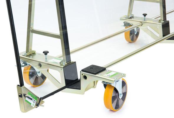 Stoßschutzecke Transportsicherung Eckschutz Schutzecke Kantenschutz Ecke für empfindliche Scheiben und Platten transportsolution