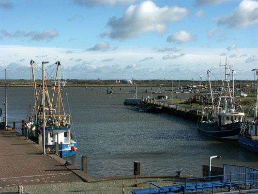 Hafen Speicherkoog Meldorf