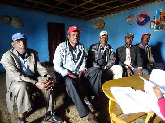 Das Lampen-Komitee von Yanbeli