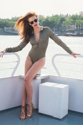 Photographe: JBG - Magazine: LES 69EMES - Mannequin: Marion