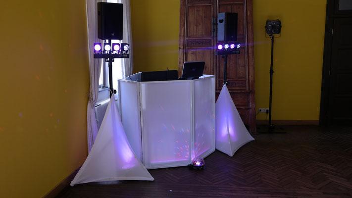 DJ Torro Hochzeit in Schloss Bredenfelde