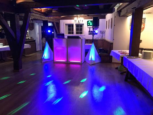 DJ Torro Hochzeit in Burg Stargard