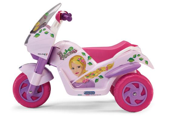 raider princess elektromotorrad spielfahrzeug seite