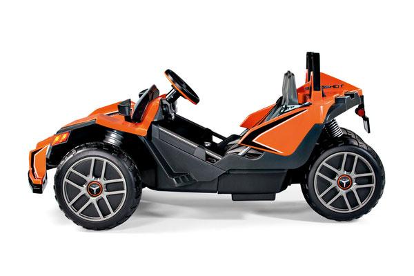 polaris slingshot quad 12v spielfahrzeug elektrofahrzeug seite