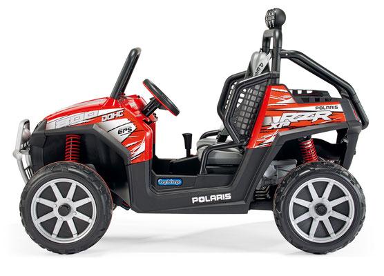 polaris ranger rzr 24v quad elektrofahrzeug spielfahrzeug seite