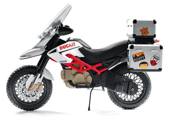 ducati hypercross elektromotorrad spielfahrzeug seite