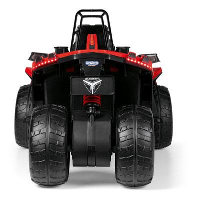 polaris slingshot 12v quad fernsteuerung elektrofahrzeug rc hinten