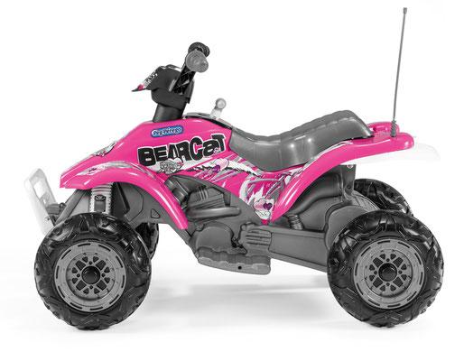 corral bearcat pink quad spielfahrzeug seitenansicht