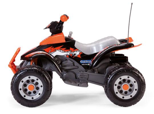 corall t-rex quad spielfahrzeug elektofahrzeug seite