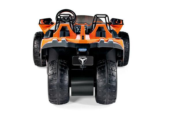 polaris slingshot quad 12v spielfahrzeug elektrofahrzeug hinten