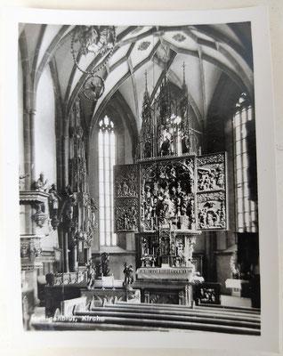 Kirche Heiligenblut am Großglockner