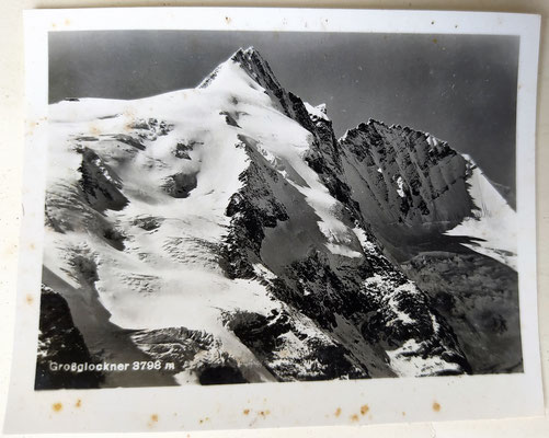 Der Großglockner 3.798 m
