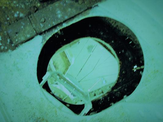 Gefechtsturm U-Boot - submarin combat tower