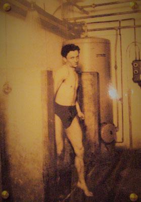 Duschen Nostalgie - doccie nostalgia - old shower room