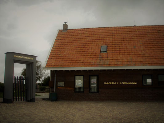 Kazematten Museum Kornwerderzand