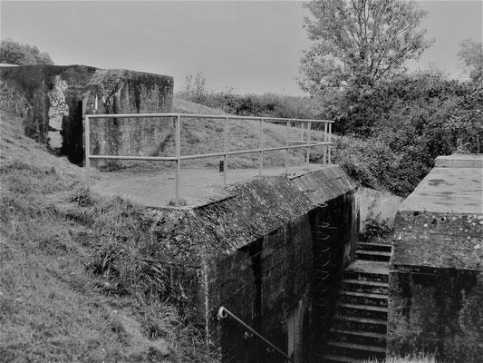Bunker Atlantikwall - bunker vallo atlantico - bunker atlantic wall