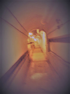 Lang Gang - long way underground - corridoio sotterraneo luno