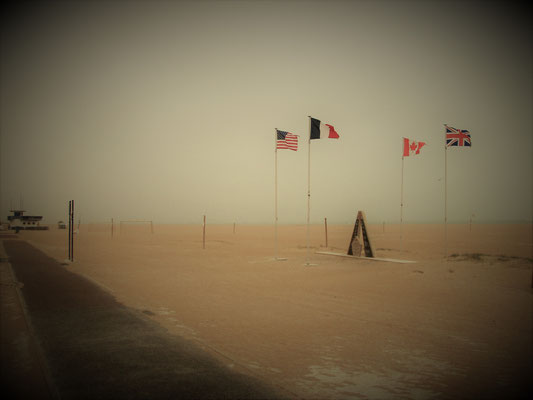 D-Day Omaha beach