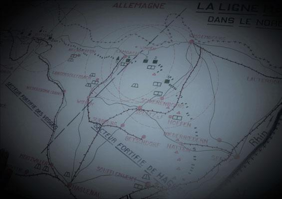 Kommando Mappe - mappa comando - comando map