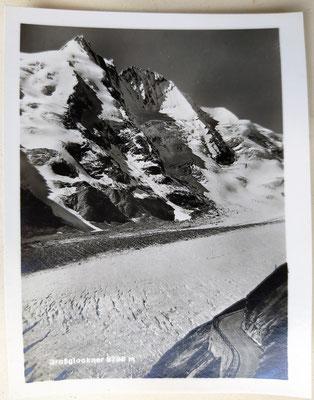 Großglockner Gletscherzunge