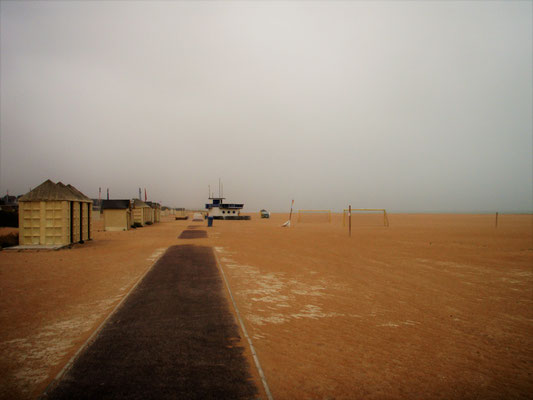 today Omaha Beach - D-Day Normandy heute