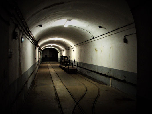 Waichen Kreuzung Bahn Tunnel