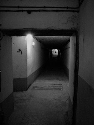 Panzerplatte Eingang Bunker