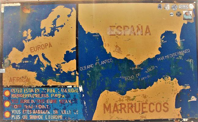 map Tarifa