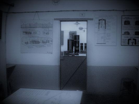 Kommandozentrale - centrale di commando - comando center