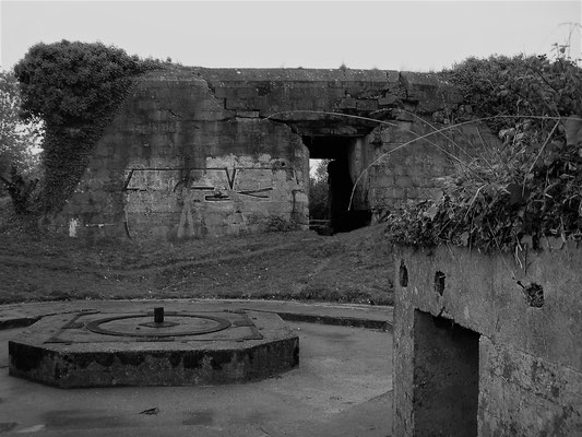 german Battery Normandy
