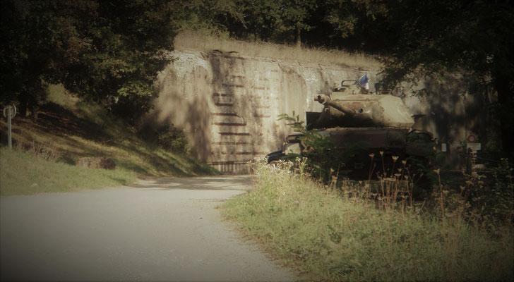 Ligne Maginot - Lembach Elsass Frankreich