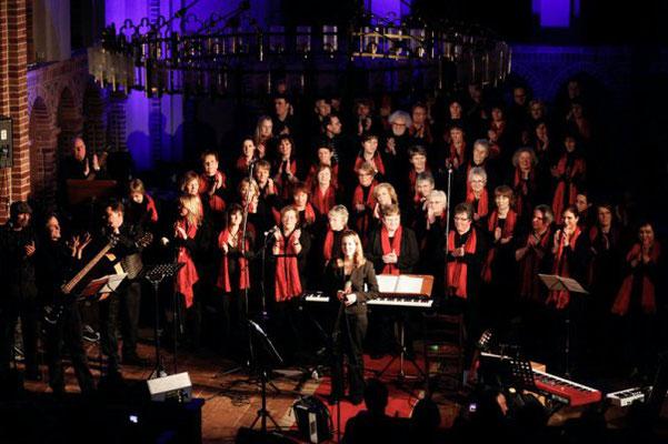Gospelchor Etelsen 2010
