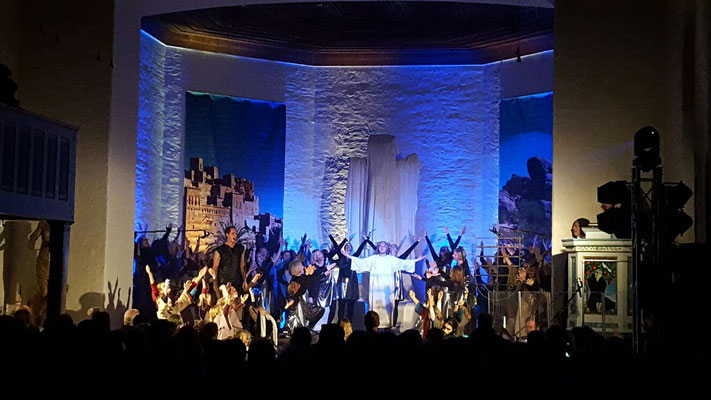 """Musical """"Jesus Christ Superstar"""" mit """"Heaven 111"""" 2016"""