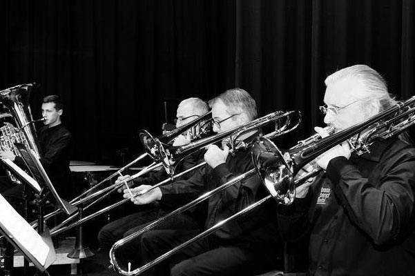 Brass Band WBI - Posaunensektion