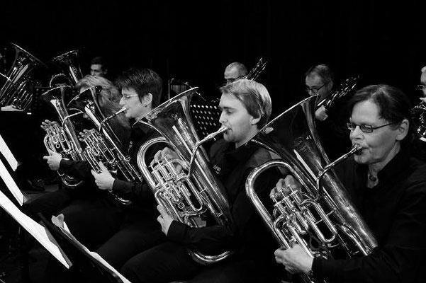 Brass Band WBI - Euphoniumsektion