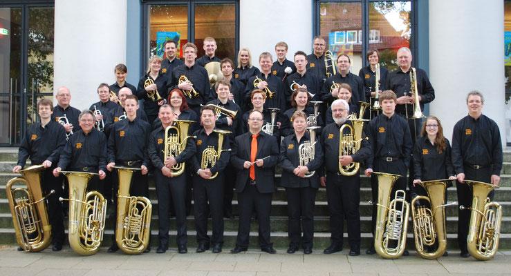 brass band wbi - Unterwegs im Norden Deutschland - Hamburg