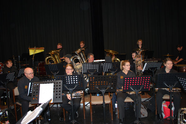 Brass Band WBI - Neujahrskonzert 2019 in Bad Bramstedt
