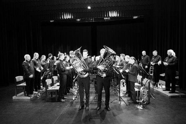 Brass Band WBI - Tuba-Duo