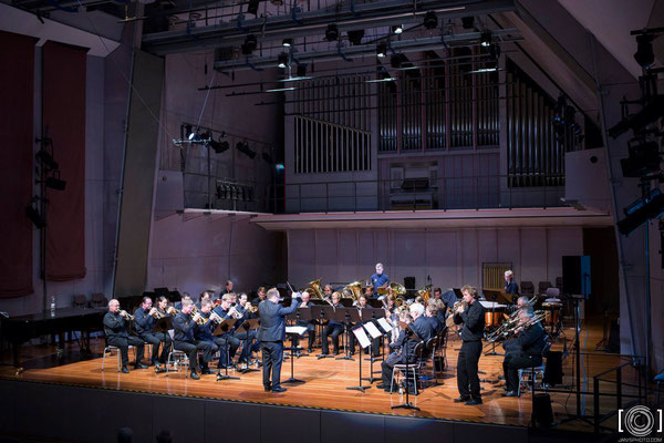 brass band wbi - Unterwegs im Norden Deutschland - Lübeck